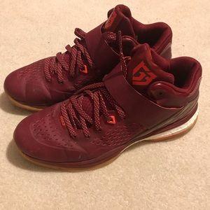 Adidas RG3 athletic shoes